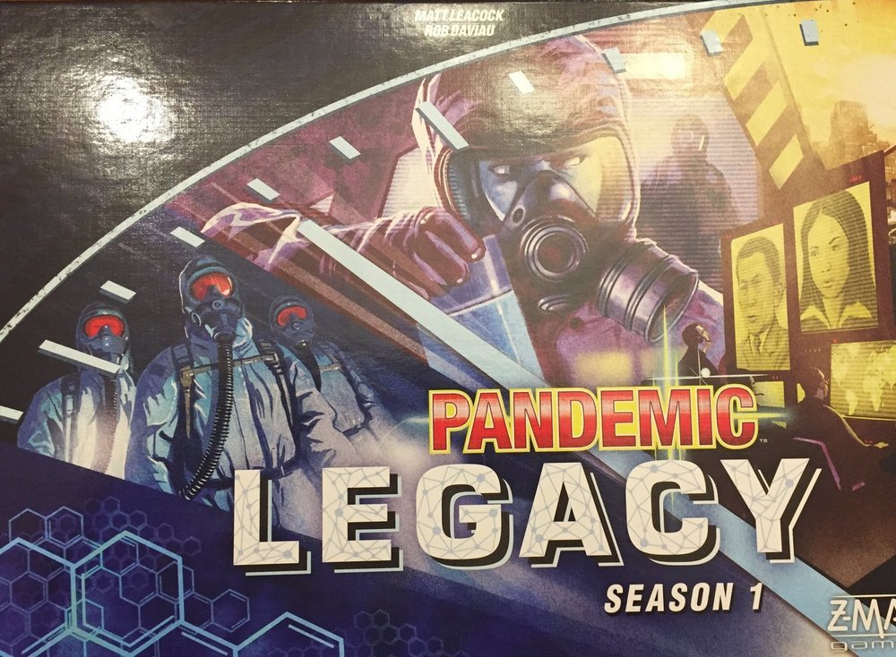 It looks a lot like Pandemic. But it will quickly mutate into something unexpected.