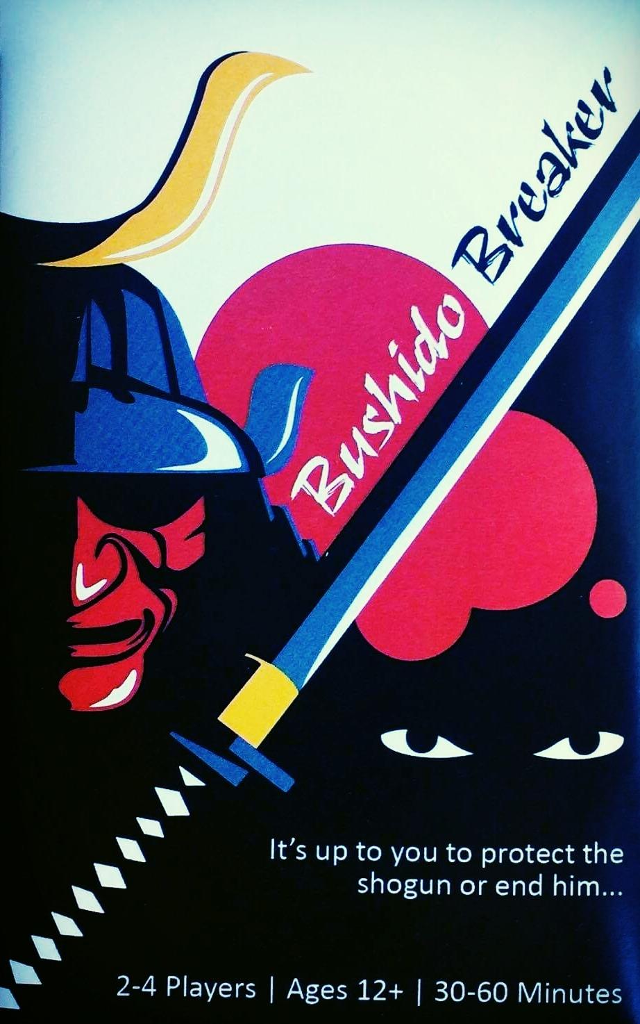 Bushido Breaker : Taking backstabbing to a whole new level.