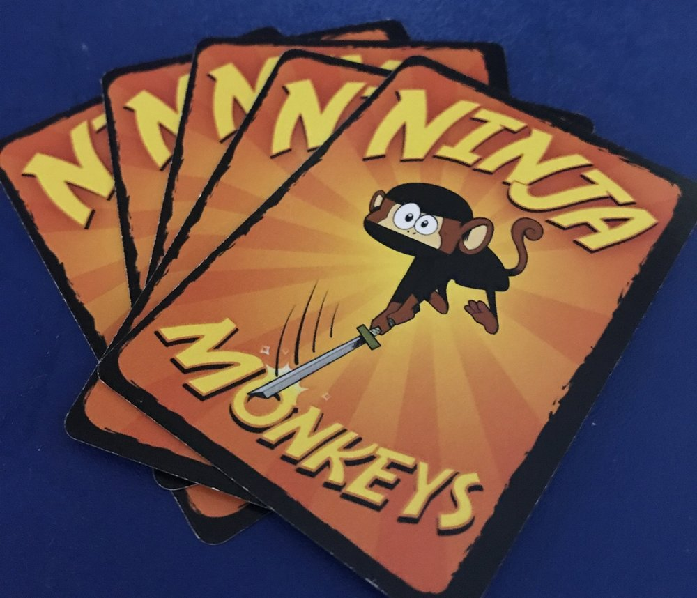 Watch out for the Ninja Monkey. She'll wreck your strategy and steal your bananas.