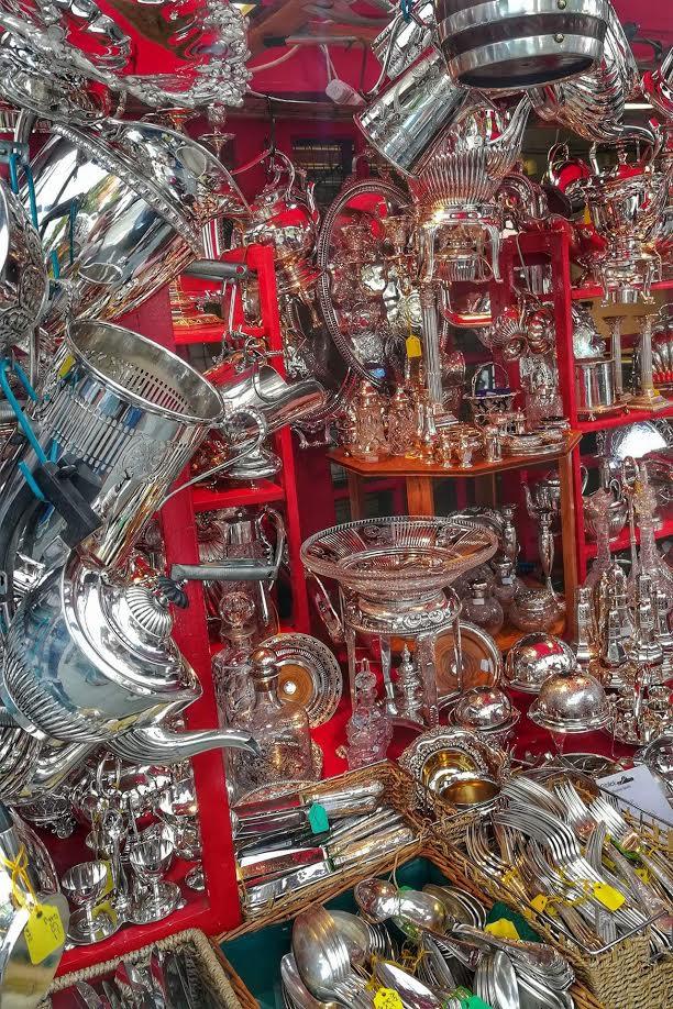 Treasure chest of silver and copper!