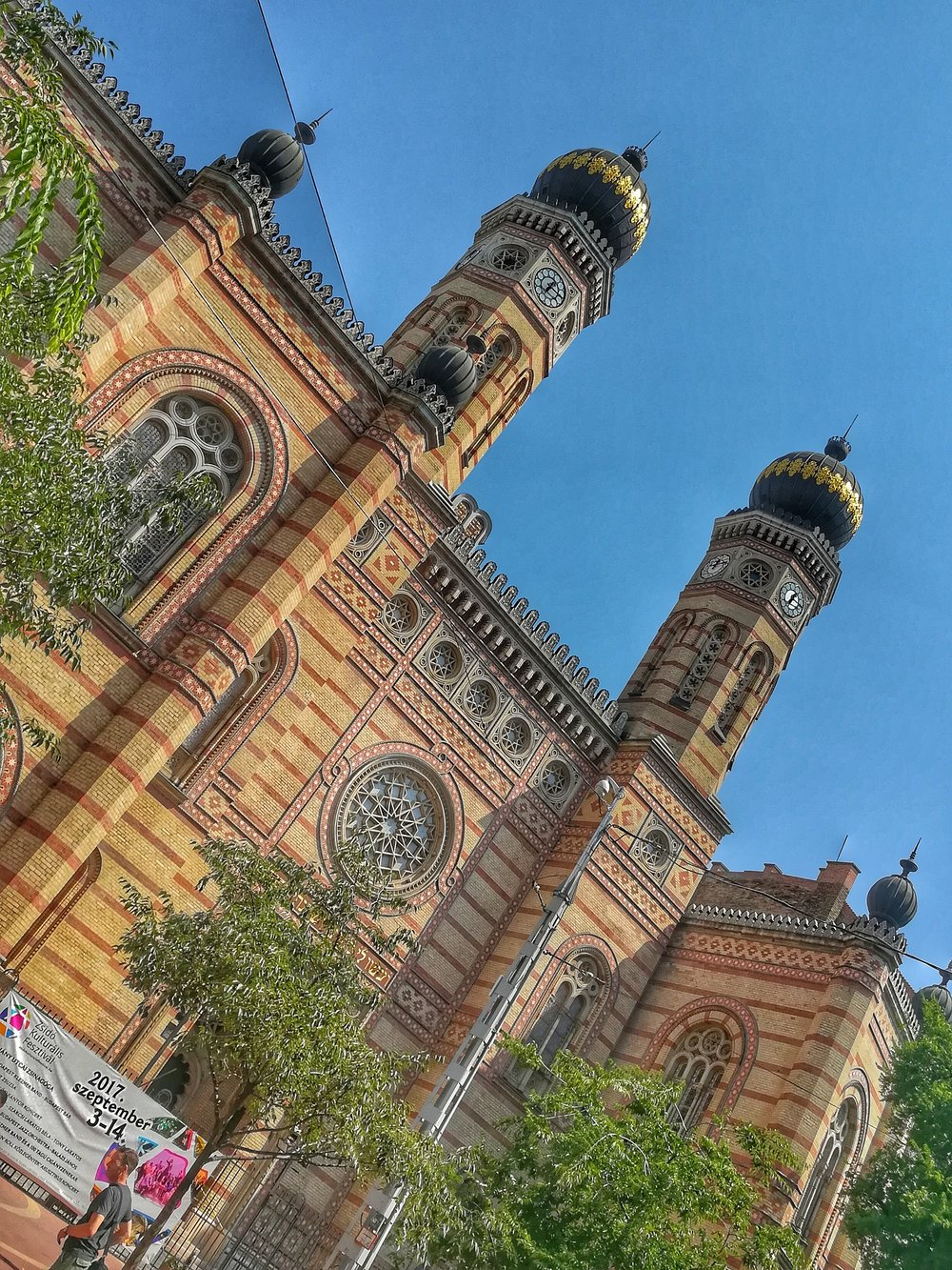 The world's second largest synagogue