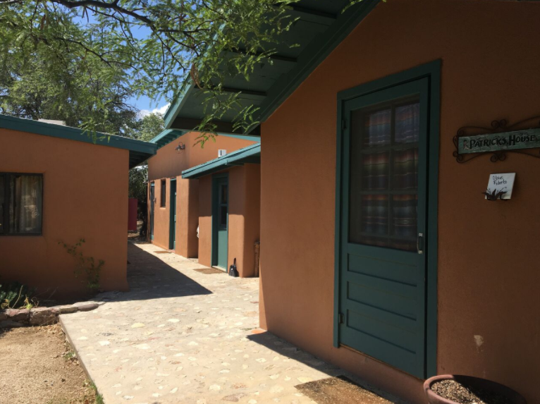 Casitas, our living accommodations at MCSW 2018 — Mindcamp Southwest