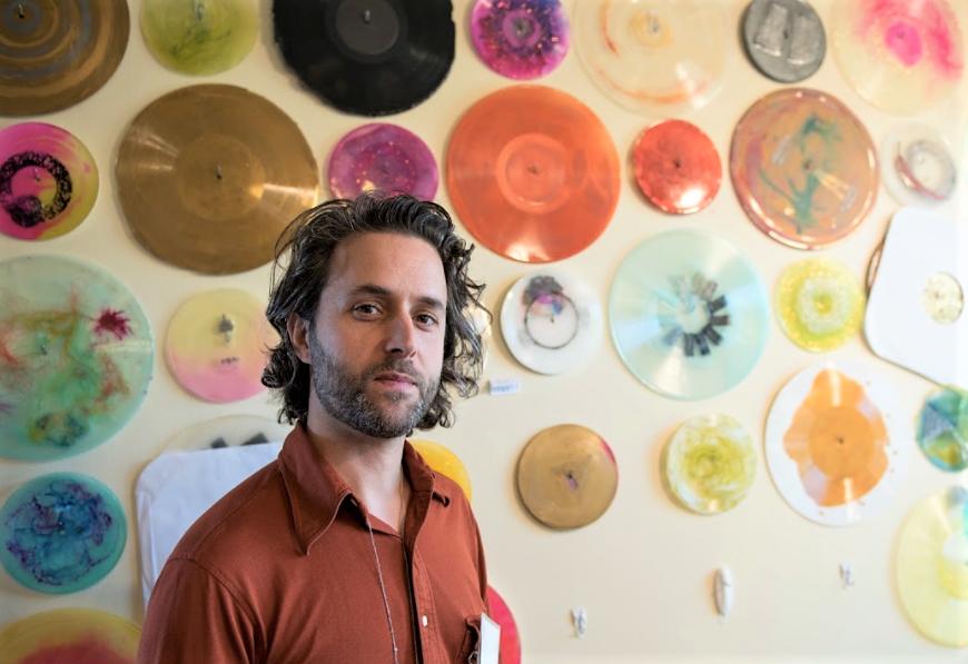 Jon Fischer , stARTup San Francisco exhibitor, 2017