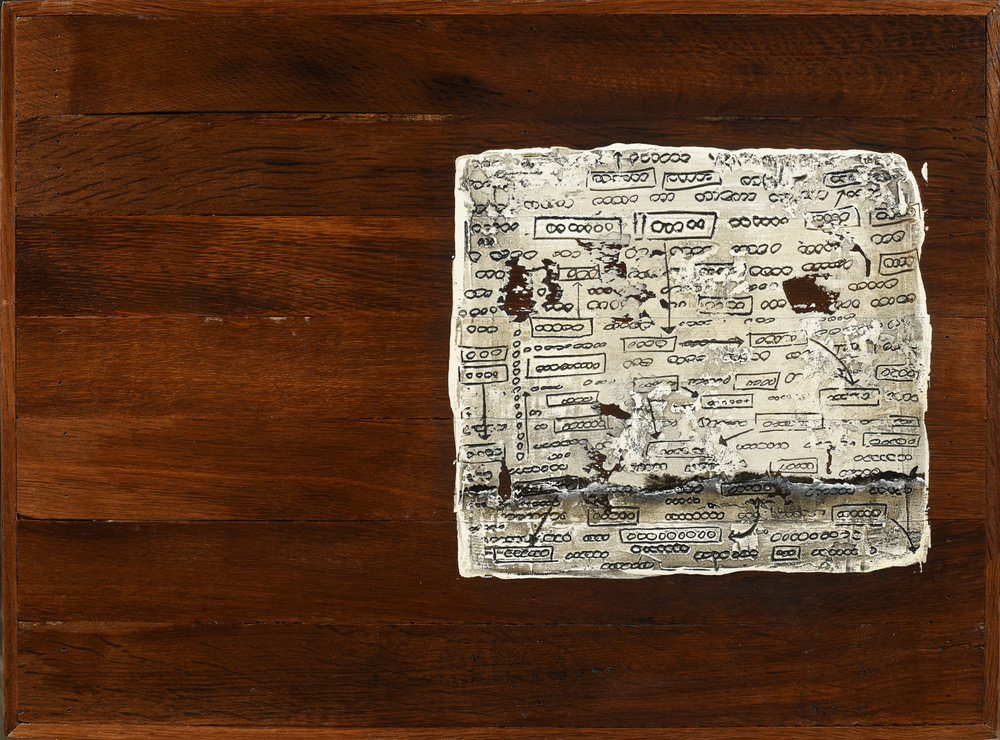 6_When_Will_You_Loose_the_Weight_24_wide_x_17.75_tall_Mixed_Media_on_Reclaimed_Wood.jpg