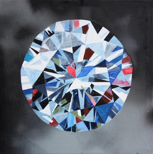 """Alaz""_Blue_Diamond_on_Graffiti (1).jpeg"