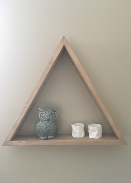 Original Triangle Shelf $30 - Dimensions - 20