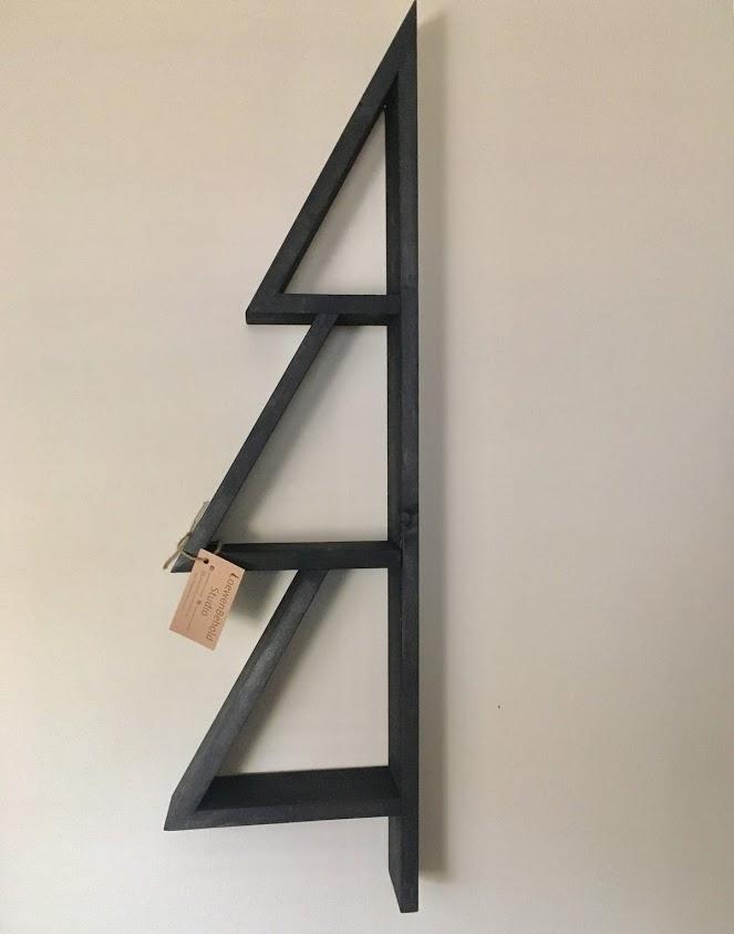 Alpine Shelf $45 - Black