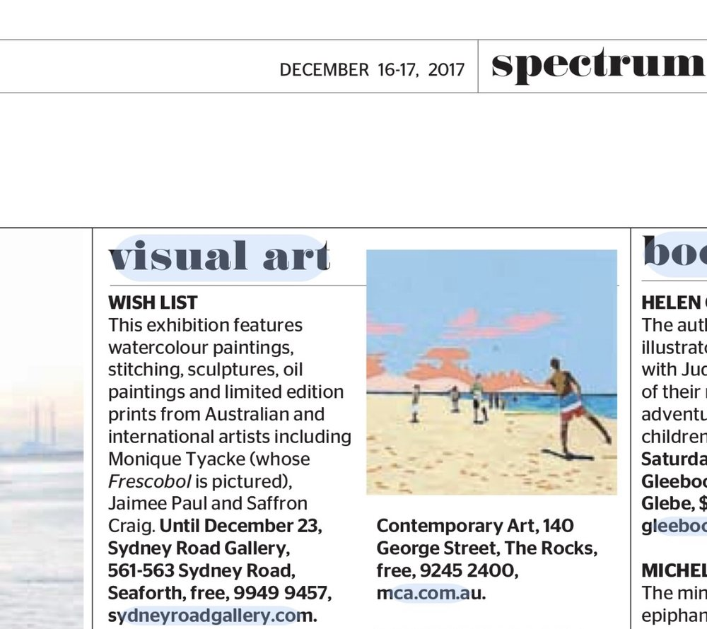 The Spectrum - The Sydney Morning Herald