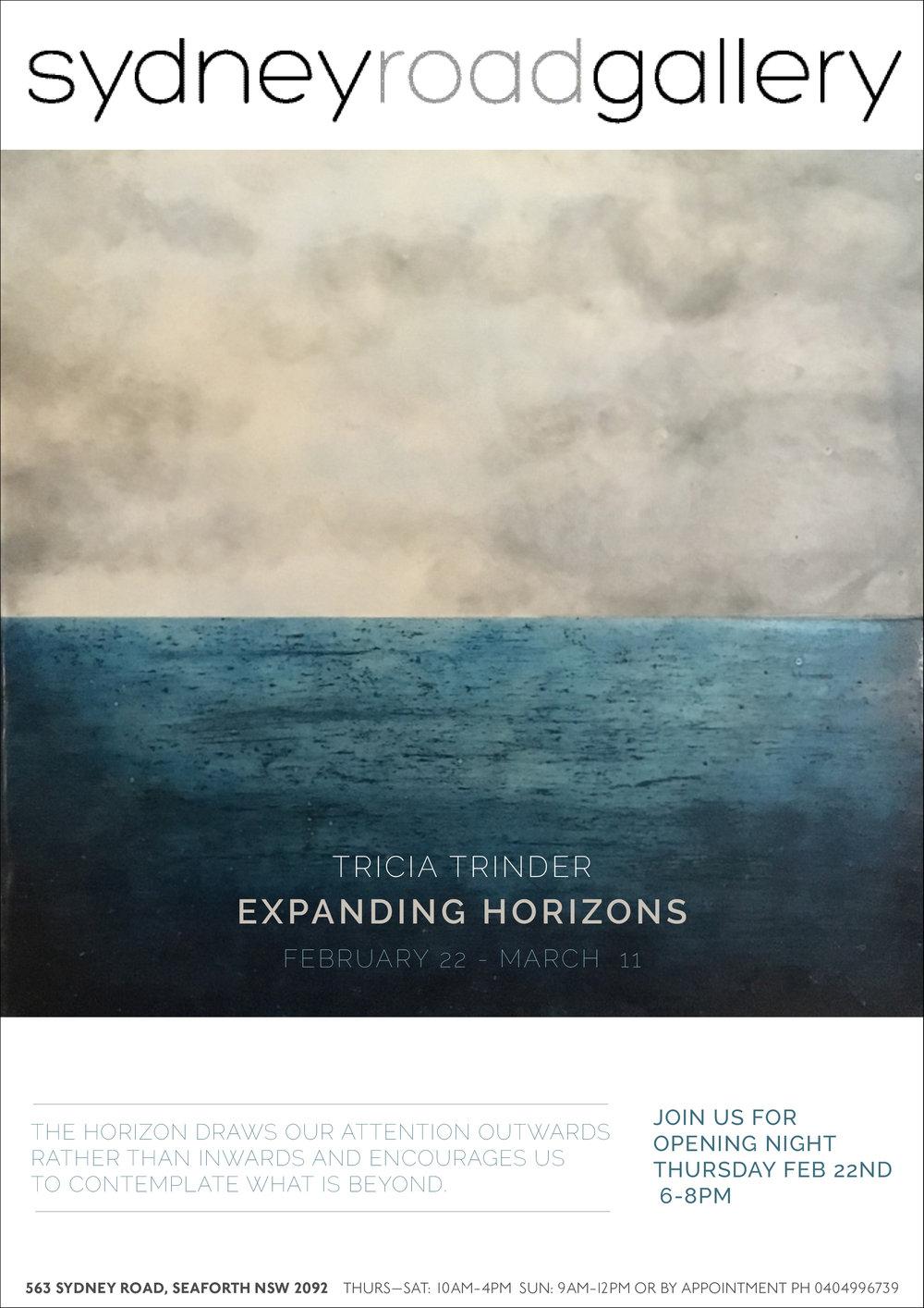ExpandingHorizons +STUDIO STORIES - February 22 – March 18