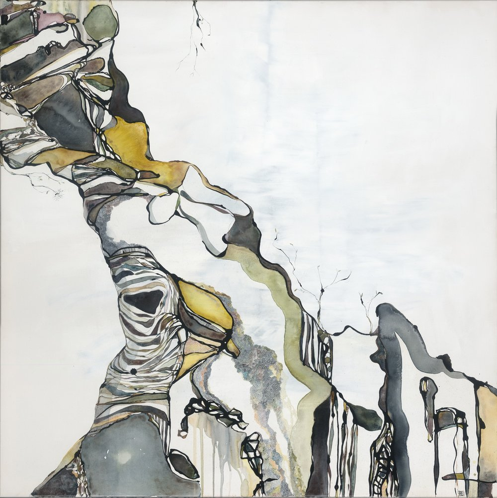 Oil and Water don't mix - Fiona Chandler - a solo showCatalogue