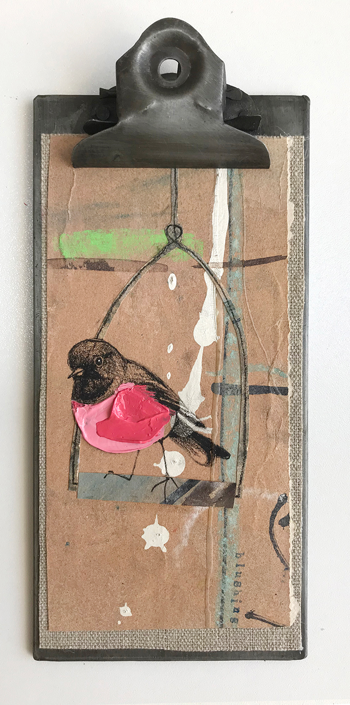 Jessica Watts 'Notes From The Field - Blushing' $395