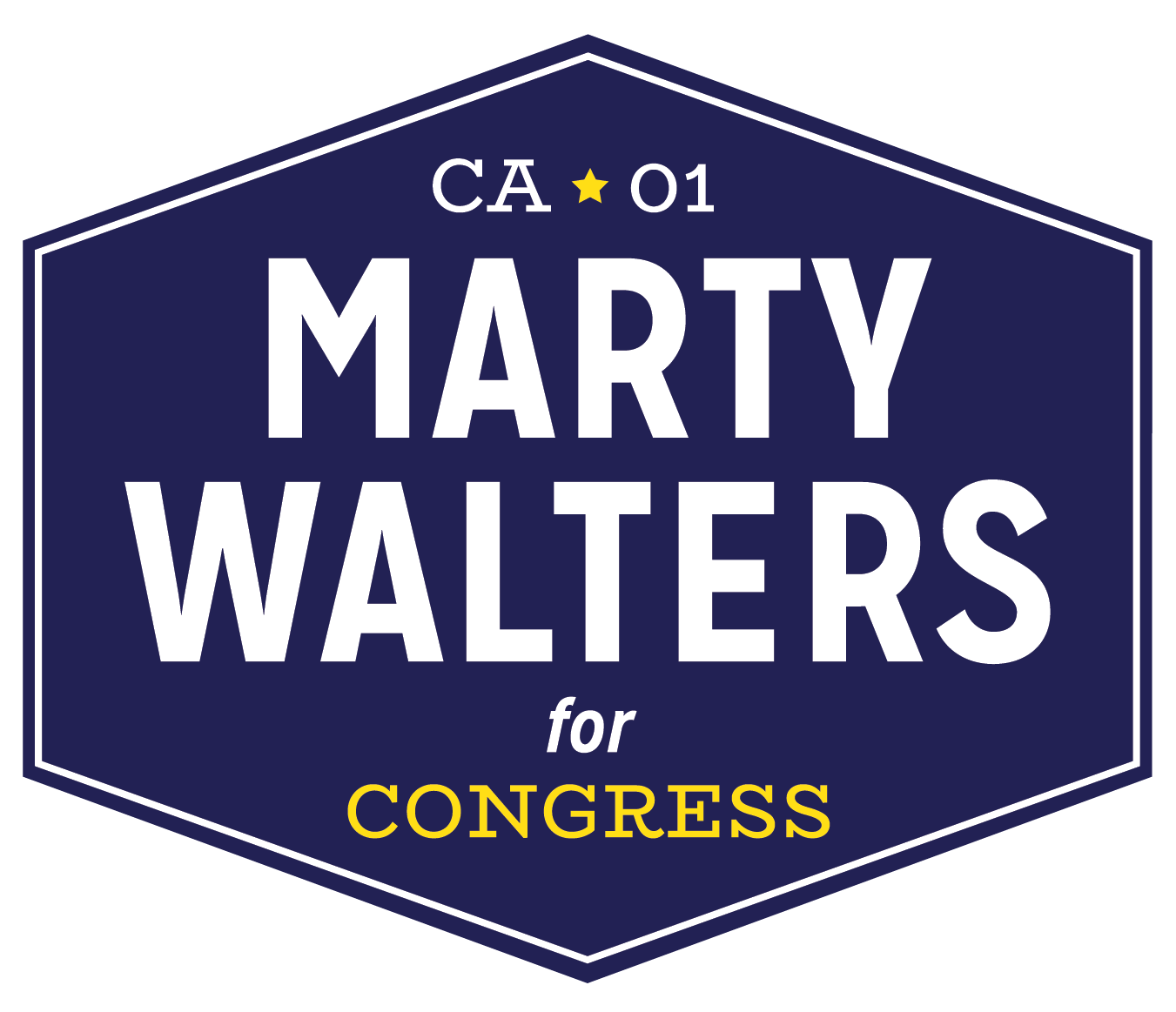 Marty Walters for Congress