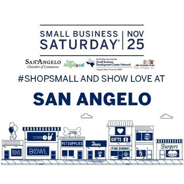 When you buy from a #smallbusiness you let a #smallbusinessowner know they aren't completely crazy. This Saturday, Nov 25 #shopsmall #buylocal put your dollars into people and ideas that get you moving and support the ideals you support. And if you haven't found that small business, search for it. They're looking for you, too. Trust me 💯 #naturallydope #shopsmallsanangelo #november25 #smallbusinesssaturday #sanangelotx #texassmallbusiness #conchovalley