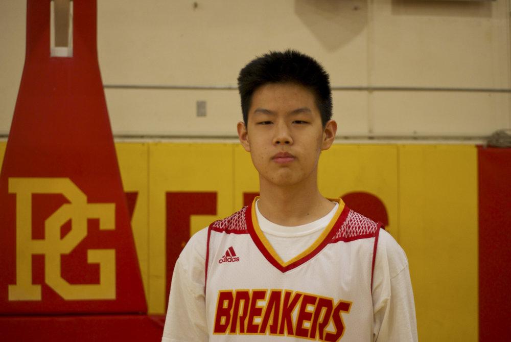 #3 Josh Cho