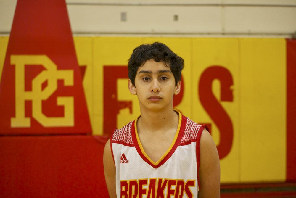 #11 Samuel Herrera