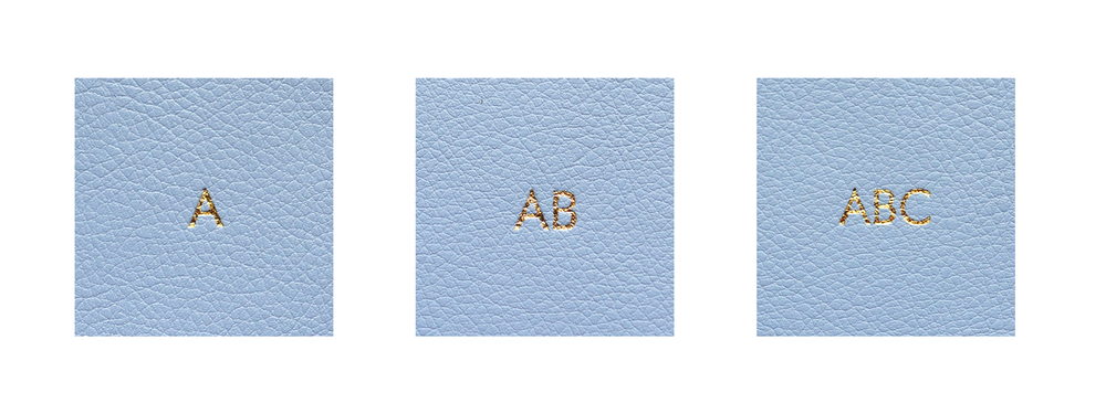 ....Prägung ohne Punkt (Beispiel Goldprägung) ..embossing without dots (example of golden embossing) ....