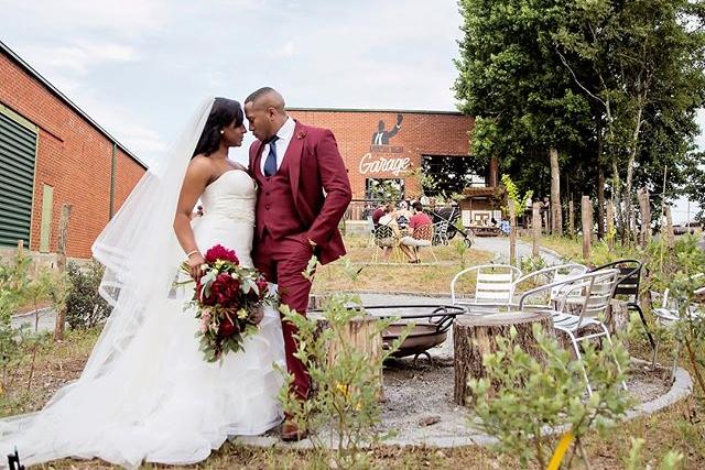 Amber & Benard - Married Saturday, June 23, 2018