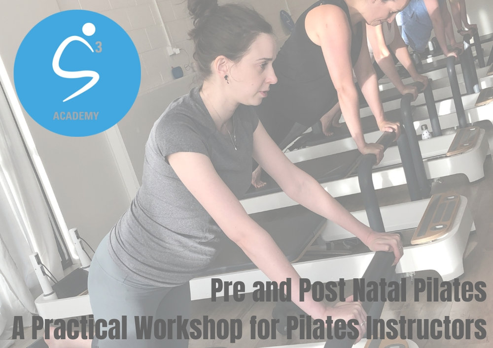 SATURDAY 16TH MARCH | 1-5PM | $349   Are you a Pilates Instructor and want to expand on your knowledge when teaching women through and after pregnancy. Are you unsure of what to avoid and how to teach safely through each stage of pregnancy? @joshua.s3 has designed a practical course that will cover both the theory and science behind Pre and Post Natal Pilates using the latest research bringing it together in an easy to understand, approachable way. .  For more information or to sign up email us at care@s3.world.