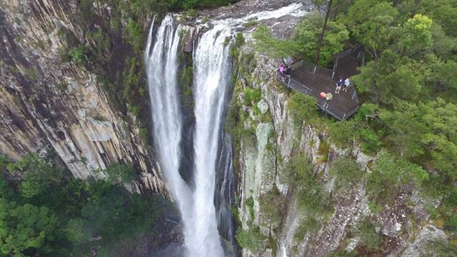 Minyon Falls -