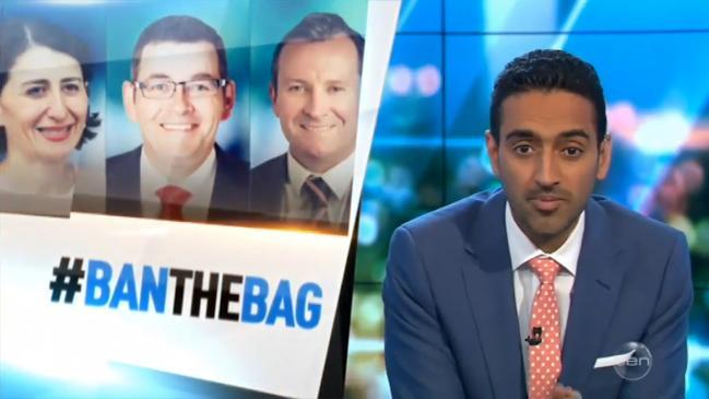 WOOLWORTH AND COLES  - #BANTHEBAG