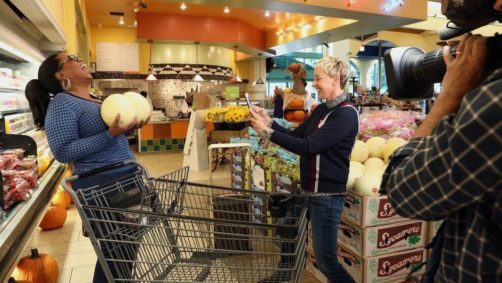 Ellen DeGeneres - American chat show host Ellen DeGeneres became a vegan because she loved animals so much…