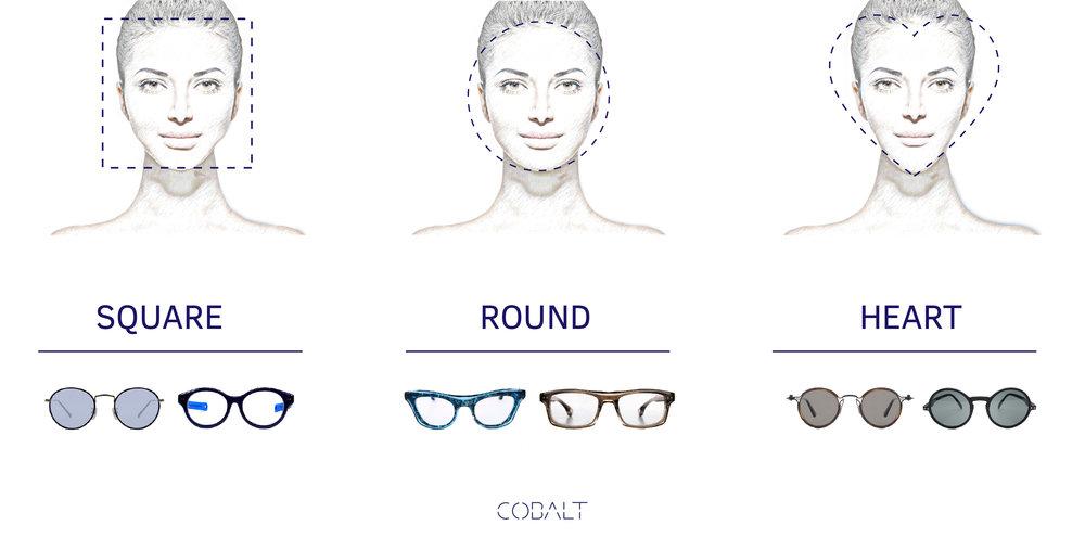 Cobalt eyewear