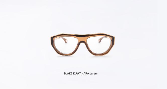 Frame-within-frame Larsen from Blake kuwahara