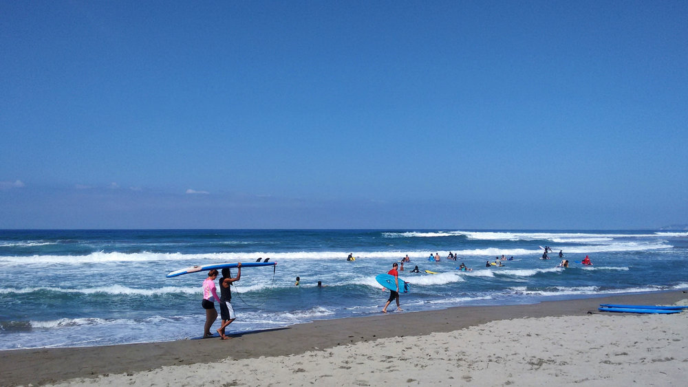La Union Philippines Province Surf Town Beach