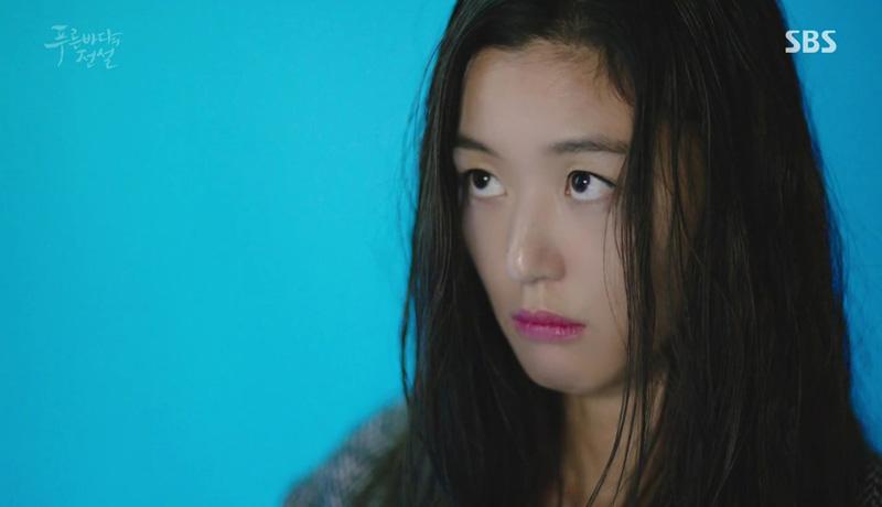 Kdrama Legends Of The Blue Sea Jun Ji Hyun