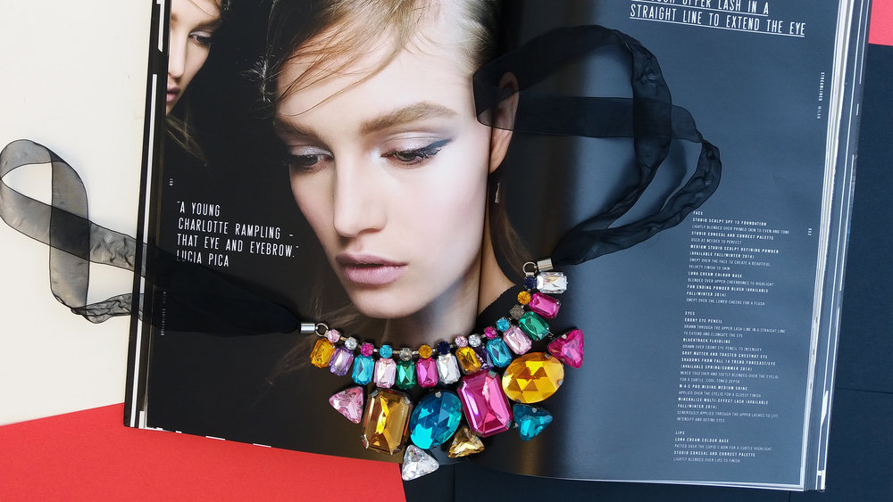 Accessories Staples Necklace Bib Statement Jewelry