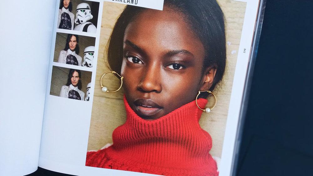 Accessories Staples Earrings Hoop Pearl Statement Jewelry