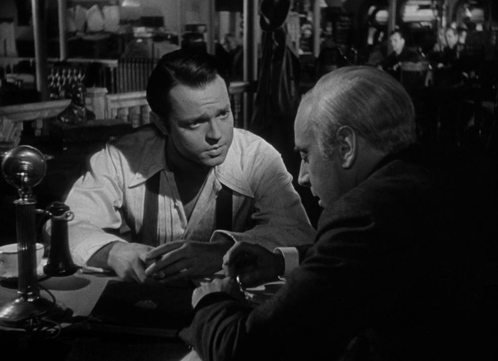 Politics Social Media Citizen Kane Orson Welles