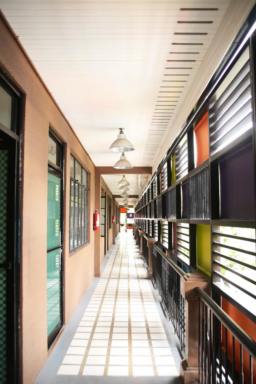 Hallway for days