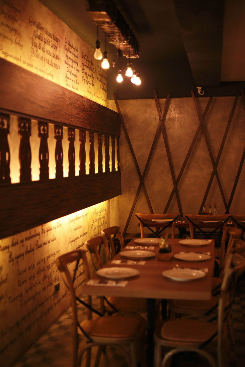 THE RESTAURANT CHOICES ARE A LIFE-SAVER -