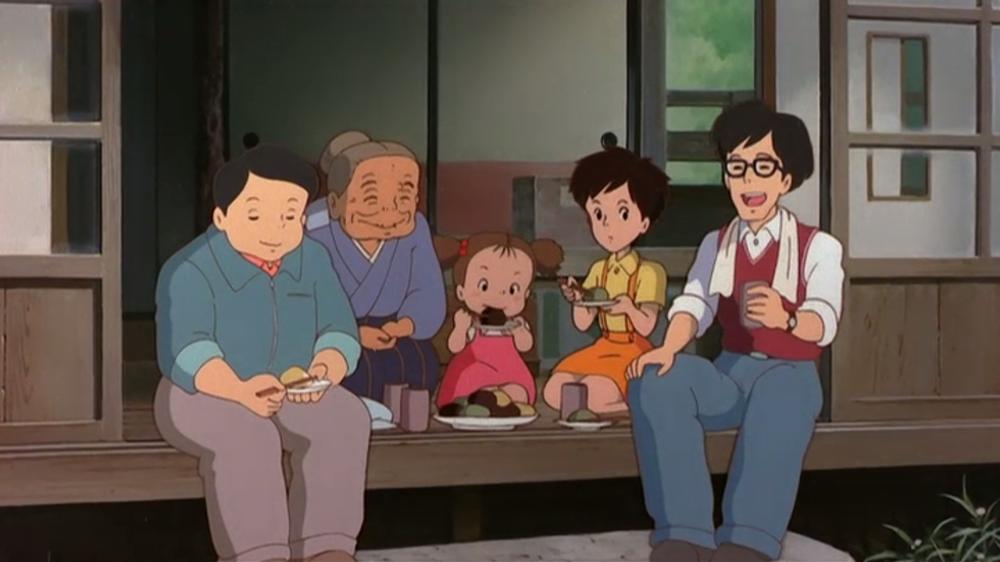 TOTORO FAMILY! :)