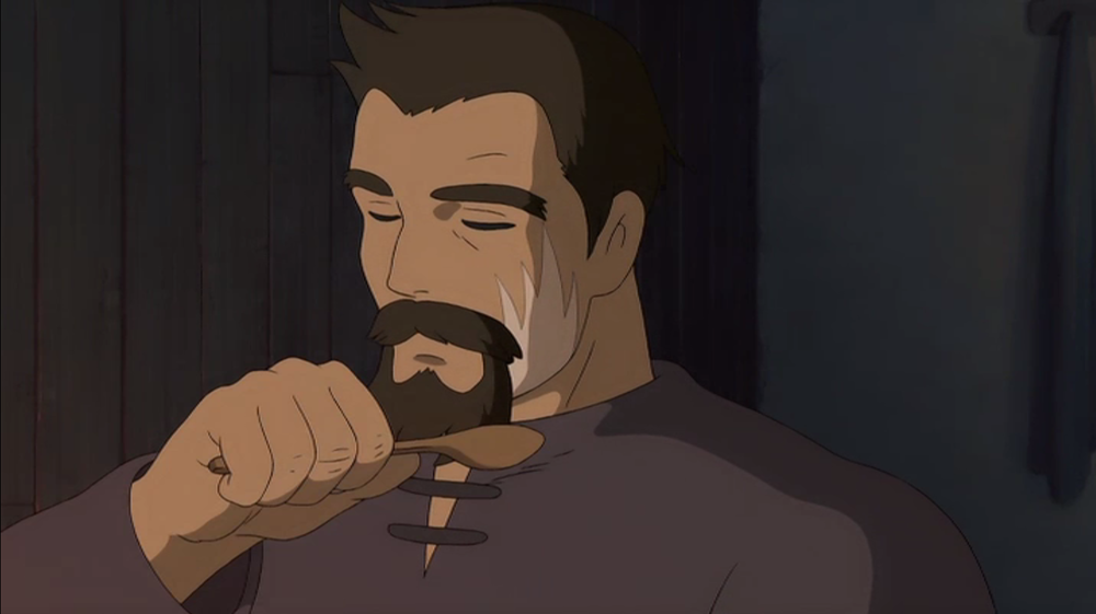 TALES FROM EARTHSEA SCARFACE
