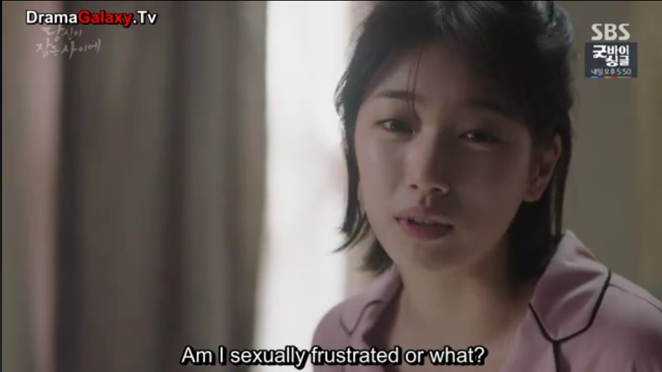 FUNNY SEXUALLY FRUSTRATED SUZY BAE