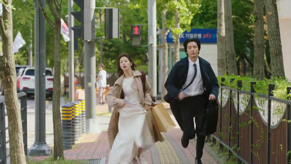 BECAUSE THIS IS MY FIRST LIFE K-DRAMA