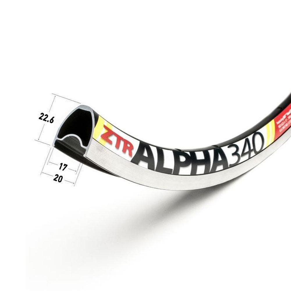 Alpha 340 Rim - SGD $280