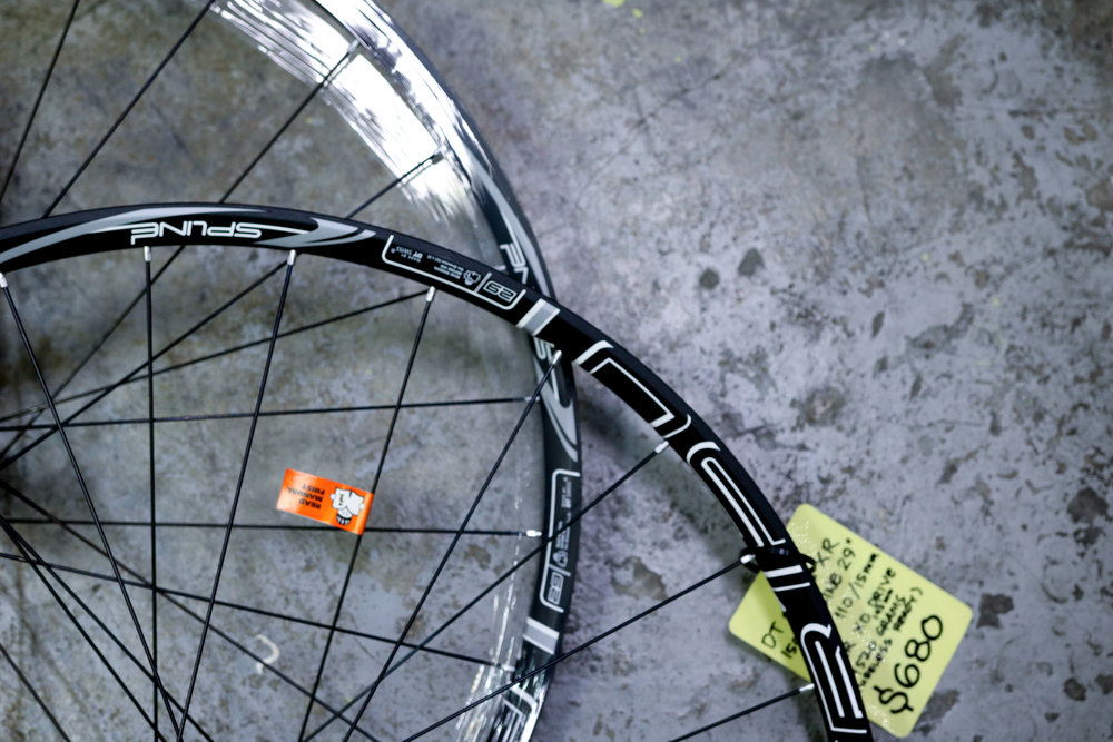DT-Swiss XR RS-1 - $680The wheelset is 1520 grams at 29