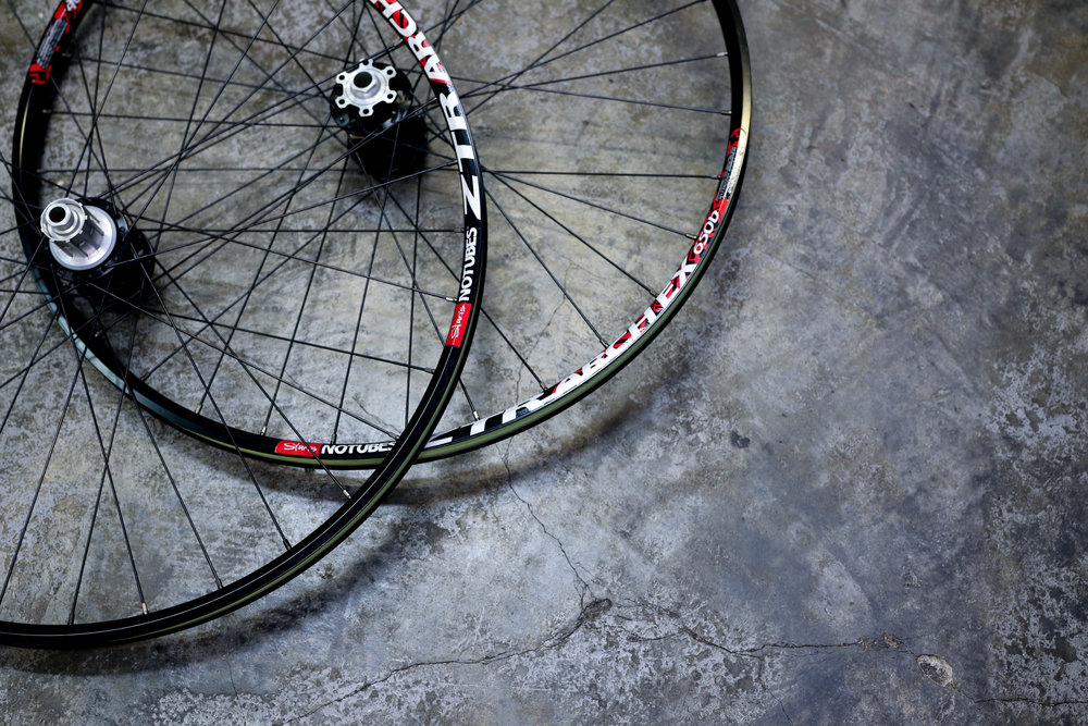 ARCH EX 29er - $964.20The wheelset is 29