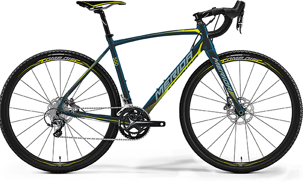 Cyclocross 300   SGD $1,181 | Specifications:   Here