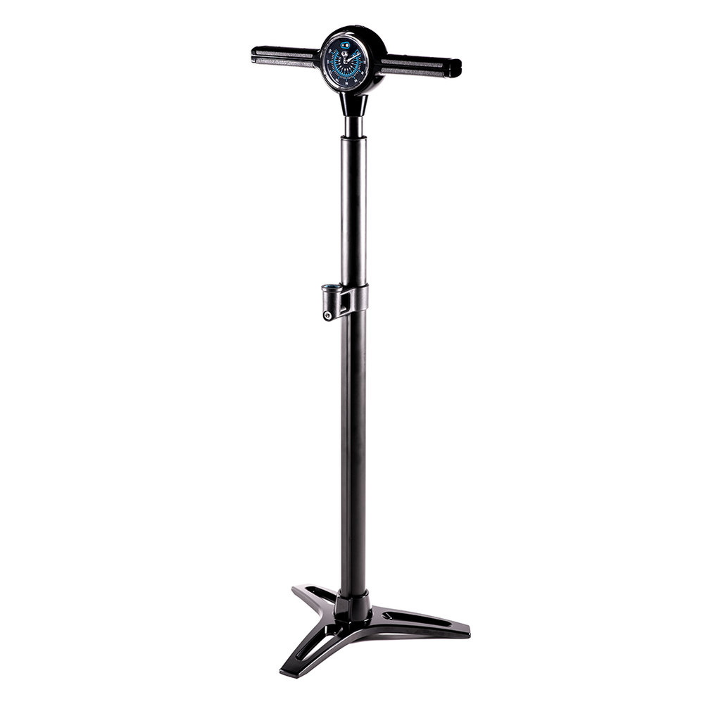 Klic with Analog Gauge Floor Pump - SGD $122