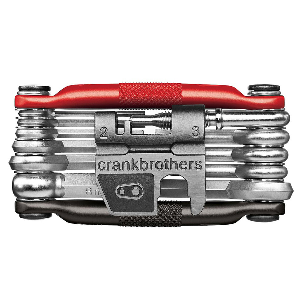 M10 Tool (Black/Red) - SGD $26