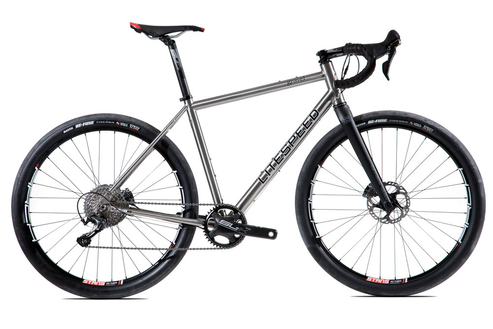 Gravel - 650b setup  [Price listed of frame only]   SGD $3,695  | Specifications:   Here