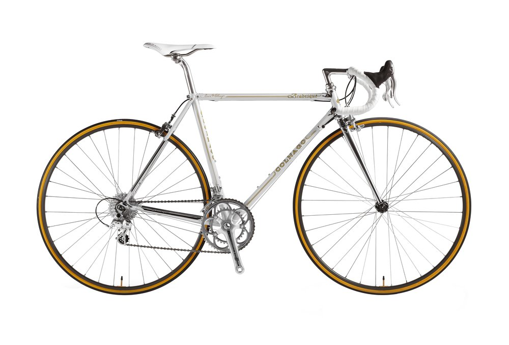 RAWH  [Price listed of frameset only]   SGD $4,091 (Caliper)  Specifications  Here