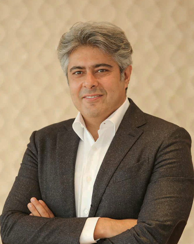 KABIR MULCHANDANI CHAIRMAN & CEO, FIVE HOLDINGS LIMITED