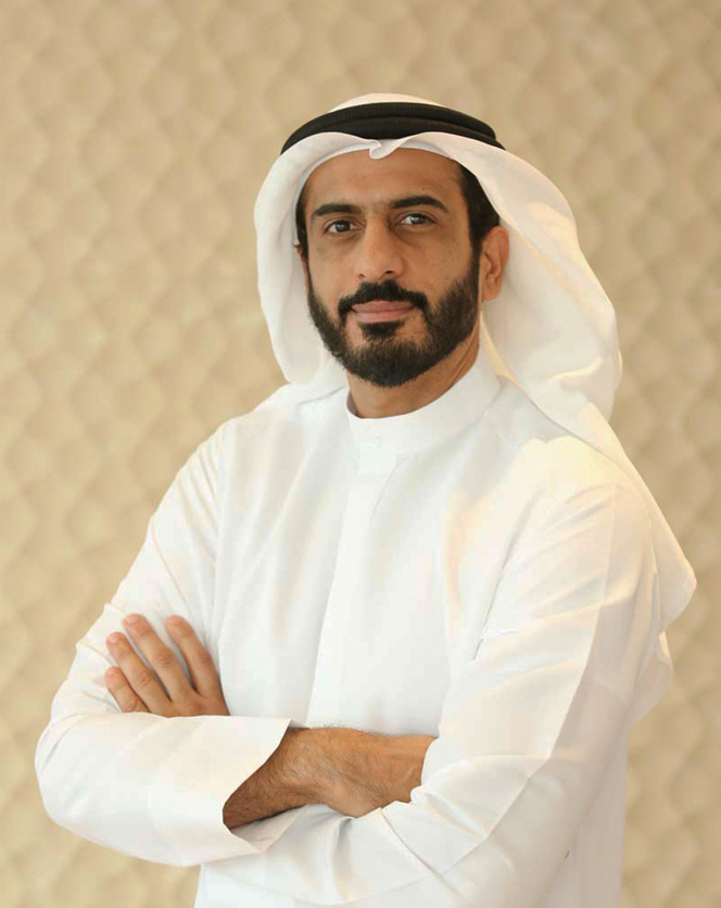 TALHA AL HASHIMI EXECUTIVE DIRECTOR - INVESTMENT & STRATEGY, FIVE HOLDINGS LIMITED