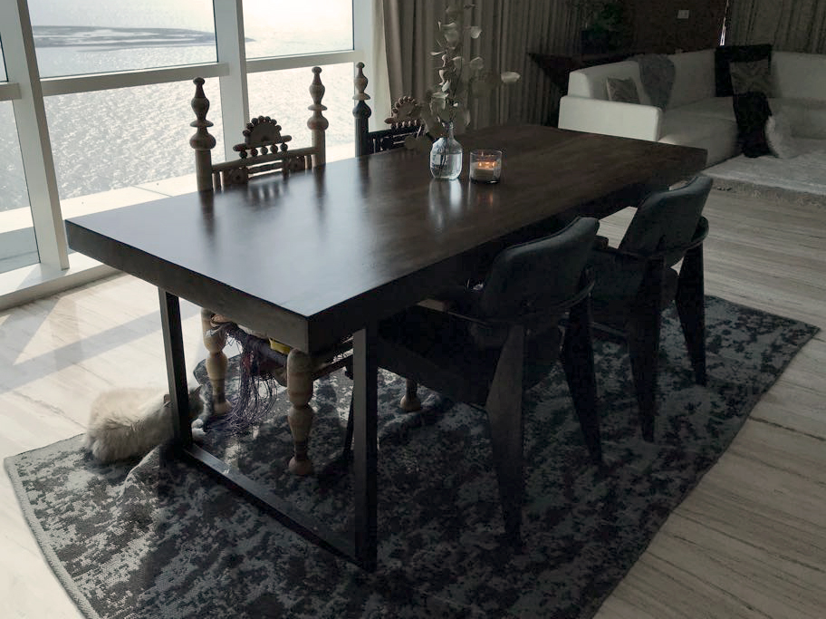 Woden Table