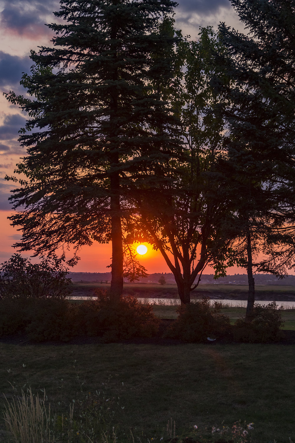 Moncton Sunrise - Canon 7D mk II, Canon 18-135 @ 48mm, 1/320 sec, f/8 and ISO 400